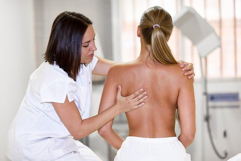 Tratamiento de una tendinitis en el hombro