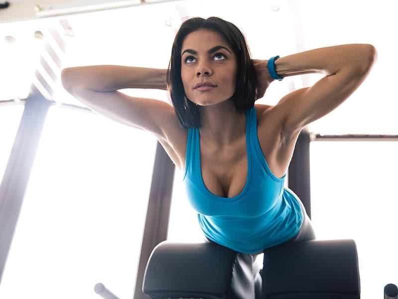 Tonificacion muscular mujeres
