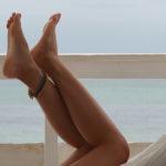 Como quitar las estrias de las piernas, el abdomen y los pechos