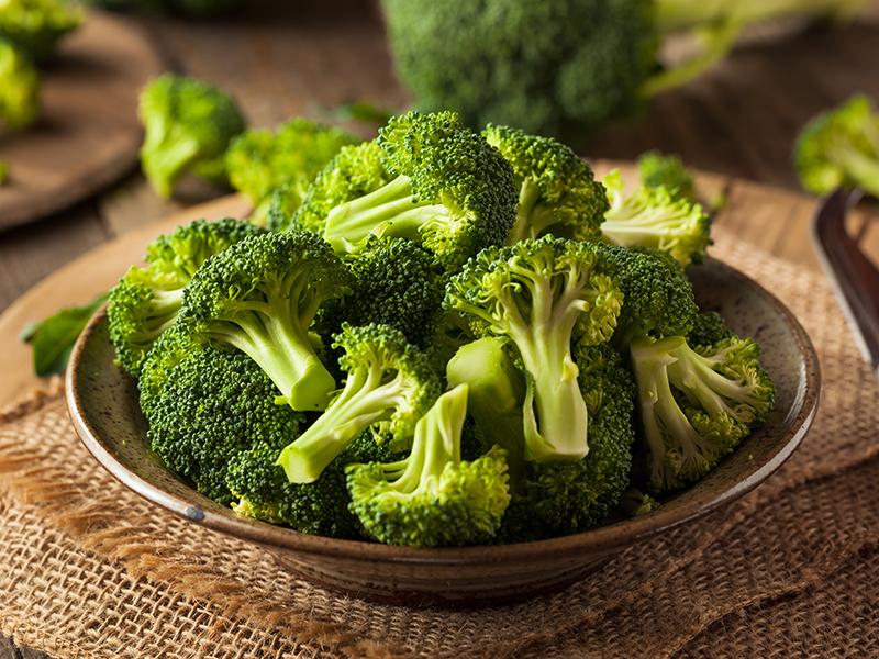 Alimentos anticancerigenos brocoli