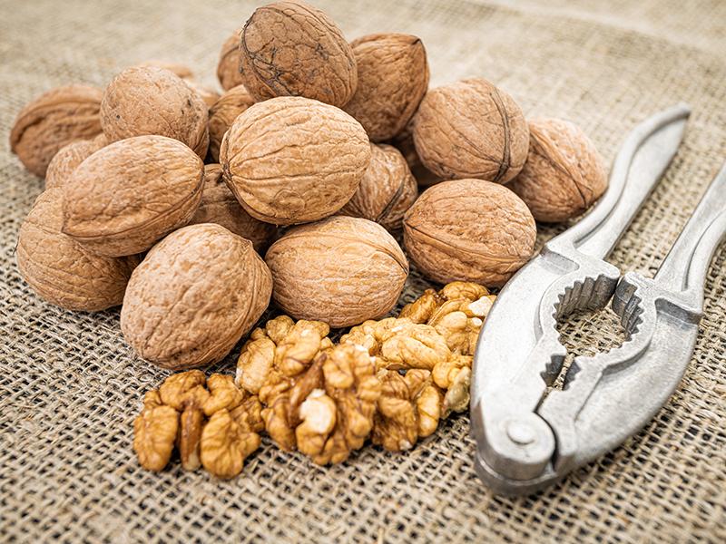 Alimentos anticancerigenos nuez
