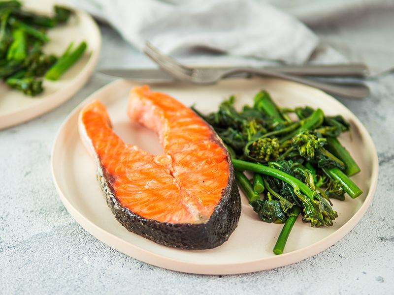 Alimentos anticancerigenos salmon